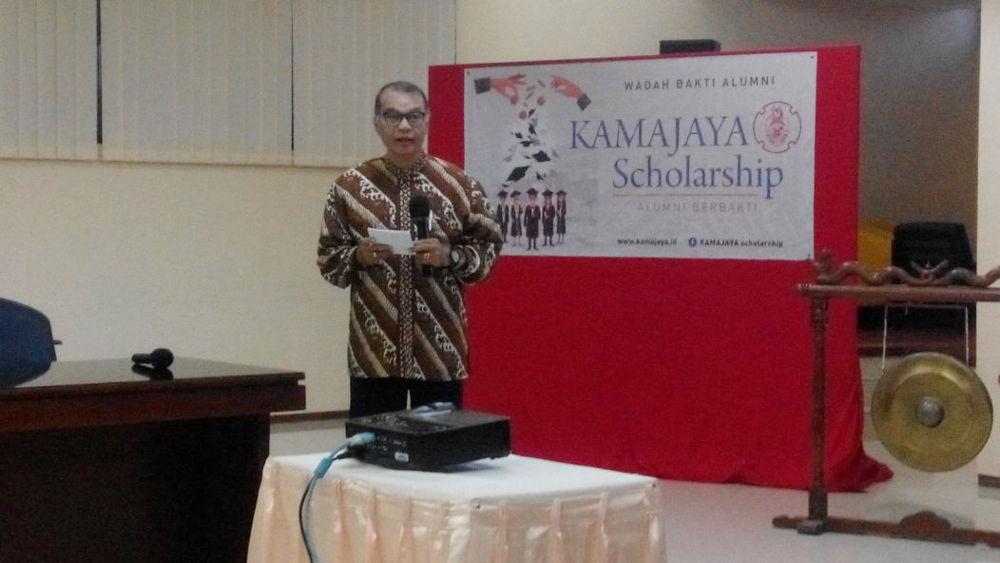 Foto Launching Kamajaya Beritasatu